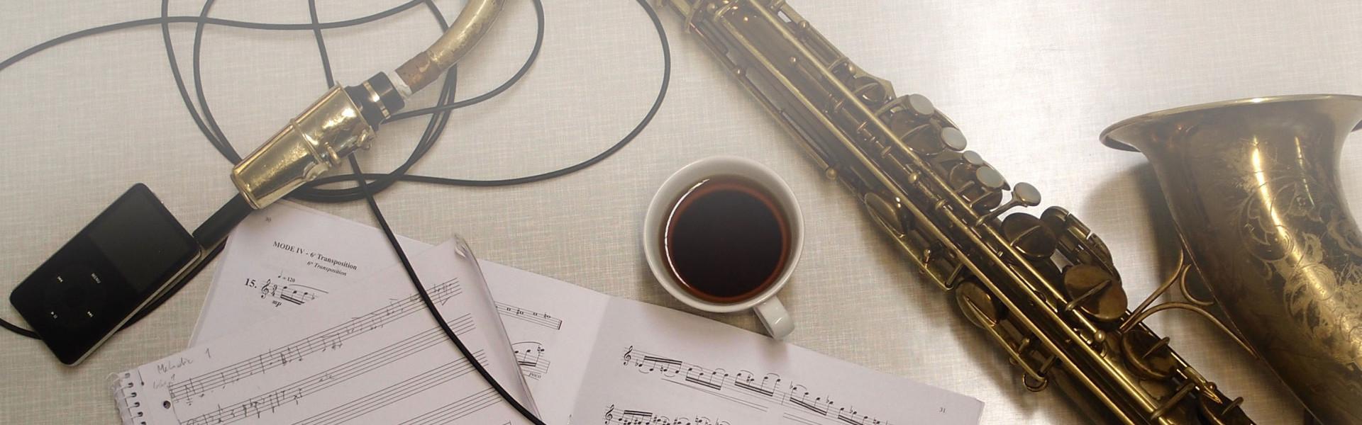Saxophonunterricht in Wien